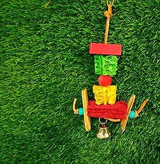 Royale Dog Bird Parrot Toys Reggae Man for Mini Macaw Cockatoo African Grey 1 Piece