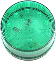 BigBig Style DC 12V Industrial Signal Warning Light Strobe Warning Caution Light -Green