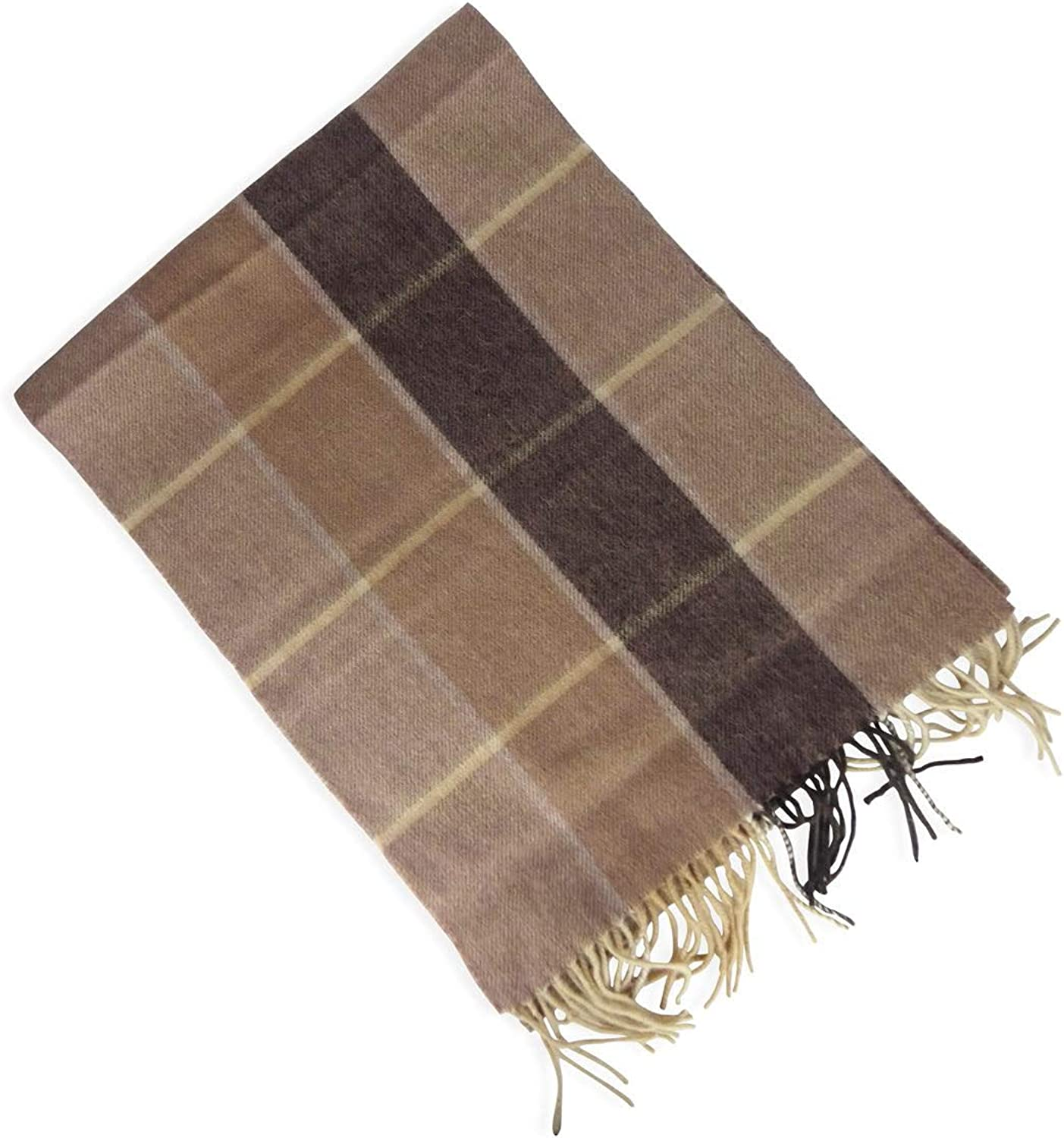 100% wool scarf, comes from Inner Mongolia  Plaid
