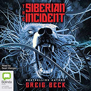 The Siberian Incident cover art