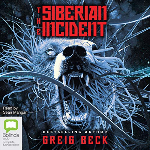 The Siberian Incident  By  cover art