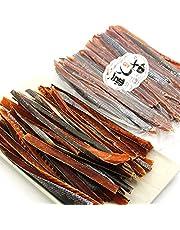 鮭とば(無添加)420g 北海道の天然鮭と塩だけで作った 塩とば 硬めの皮付き 鮭とば 寒風干し 素材の旨味のみ