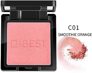 💗 Orcbee 💗 _Pressed Cheek Blusher Powder Makeup Tool Highlighter Women Face Blush Cosmetic