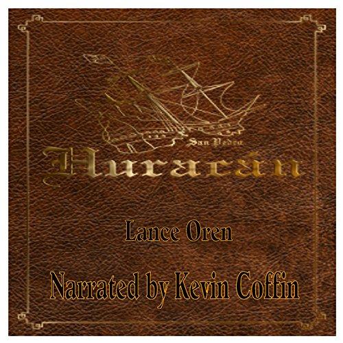 Huracán audiobook cover art