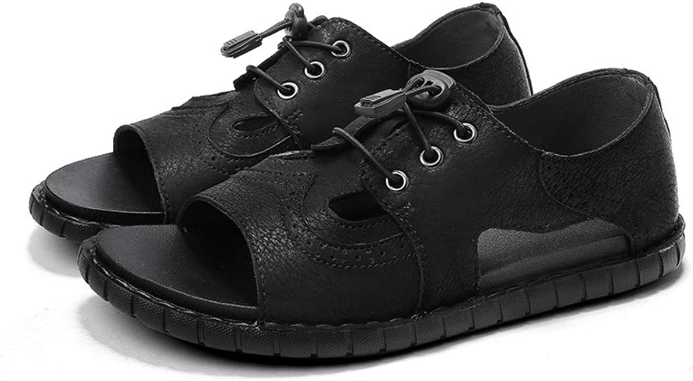 Flip-Flops Outdoor Sports Sandalsmen'S Sandals Summer Men's Sandals Casual Handmade Sandals Breathable Non-Slip Outdoor