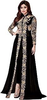 SHRI BALAJI SILK & COTTON SAREE EMPORIUM Indian Bollywood Pakistani Long Pant Style Salwar Suit Bridal Wedding Ceremony Punjabi Muslim Eid 651 SB