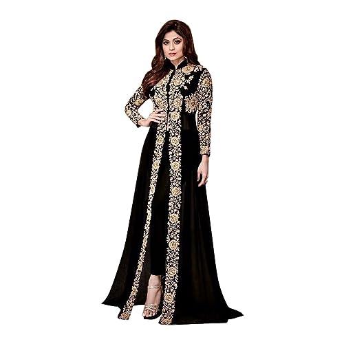 142d2e6692 Bollywood Collection Pakistani Anarkali Salwar Suit Bridal Wedding Ceremony  Punjabi Muslin Eid 651 2