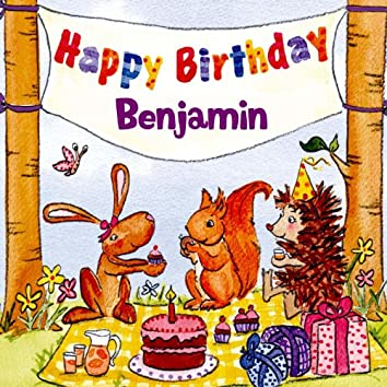 Happy Birthday Benjamin