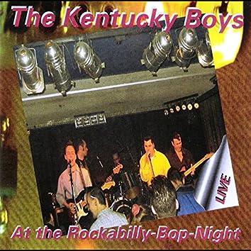 At the Rockabilly Bop-Night