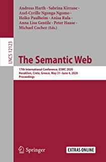 The Semantic Web: 17th International Conference, ESWC 2020, Heraklion, Crete, Greece, May 31–June 4, 2020, Proceedings