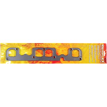 Remflex 2029 Exhaust Gasket for Chevy V8 Engine, Set of 2
