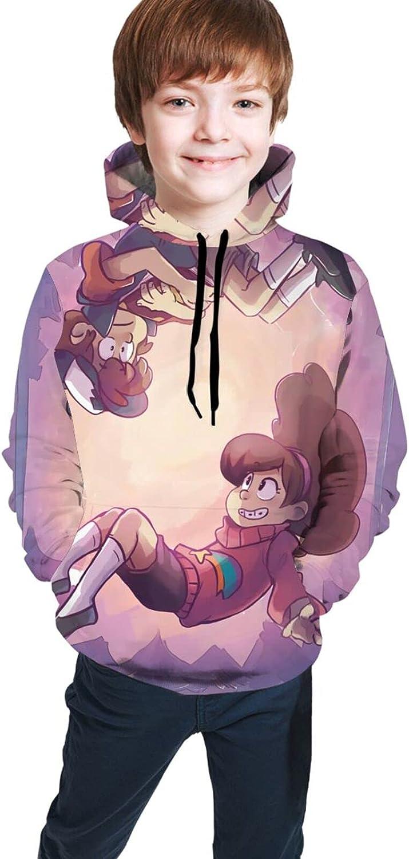 Waddles  Mabel Pines Boys Sweatshirt Casual Sweatshirts