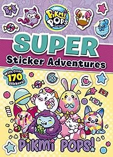 Pikmi Pops: Super Sticker Adventures