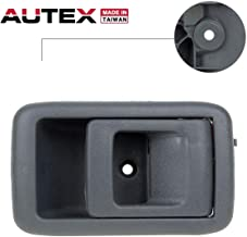 AUTEX Door Handle Interior Front/Rear Right Passenger Side Compatible with Toyota Tacoma 2001-2004,Toyota Camry 87-91,Toyota Tercel 95-99,Toyota 4Runner 96-02 9597180