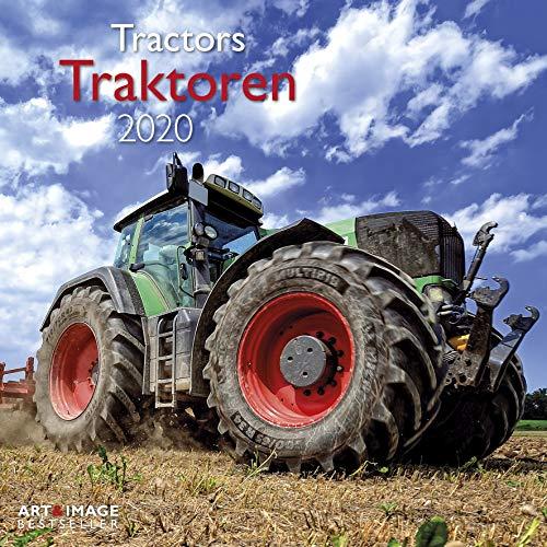 Traktoren 2020 A&I - Broschürenkalender - 30x30cm - Wandkalender