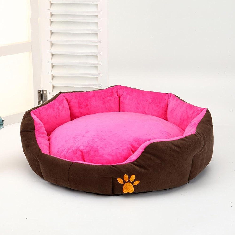 Aoligei Kennel Washable Bedding mat biteResistant pet Litter mat Perfect for Sunbathing mat, Nap&Sleeping Bed