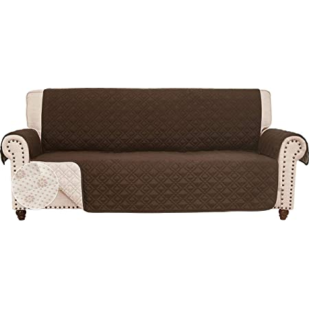 Small Couch Unmade