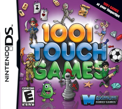 1001 Touch Games-Nla