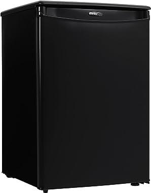 Danby Dar026A1bdd Designer Compact All Refrigerator, 2.6-Cubic Feet, Black