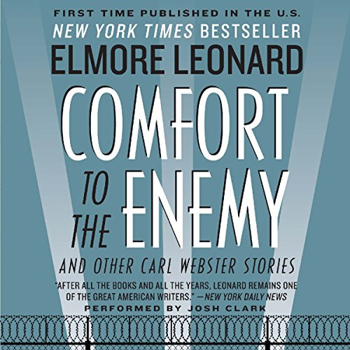 Comfort to the Enemy and Other Carl Webster Stories audiobook cover art