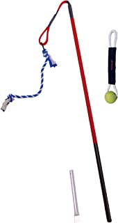 Tether Tug Tennis Ball Lovers Pack - Outdoor Dog Toy Tug