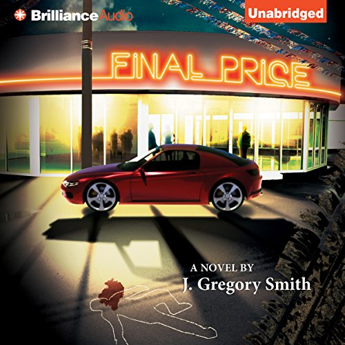Final Price audiobook cover art