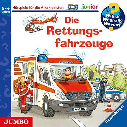 Die Rettungsfahrzeuge Titelbild