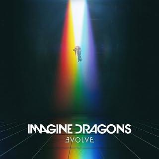 梦想之龙/梦龙乐队:进化 Imagine Dragons Evolve CD+歌词本 【盛鑫】