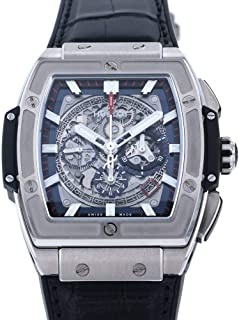 ウブロ HUBLOT スピリット・オブ・ビッグバン チタニウム 601.NX.0173.LR 新品 腕時計 メンズ (W187440) [並行輸入品]