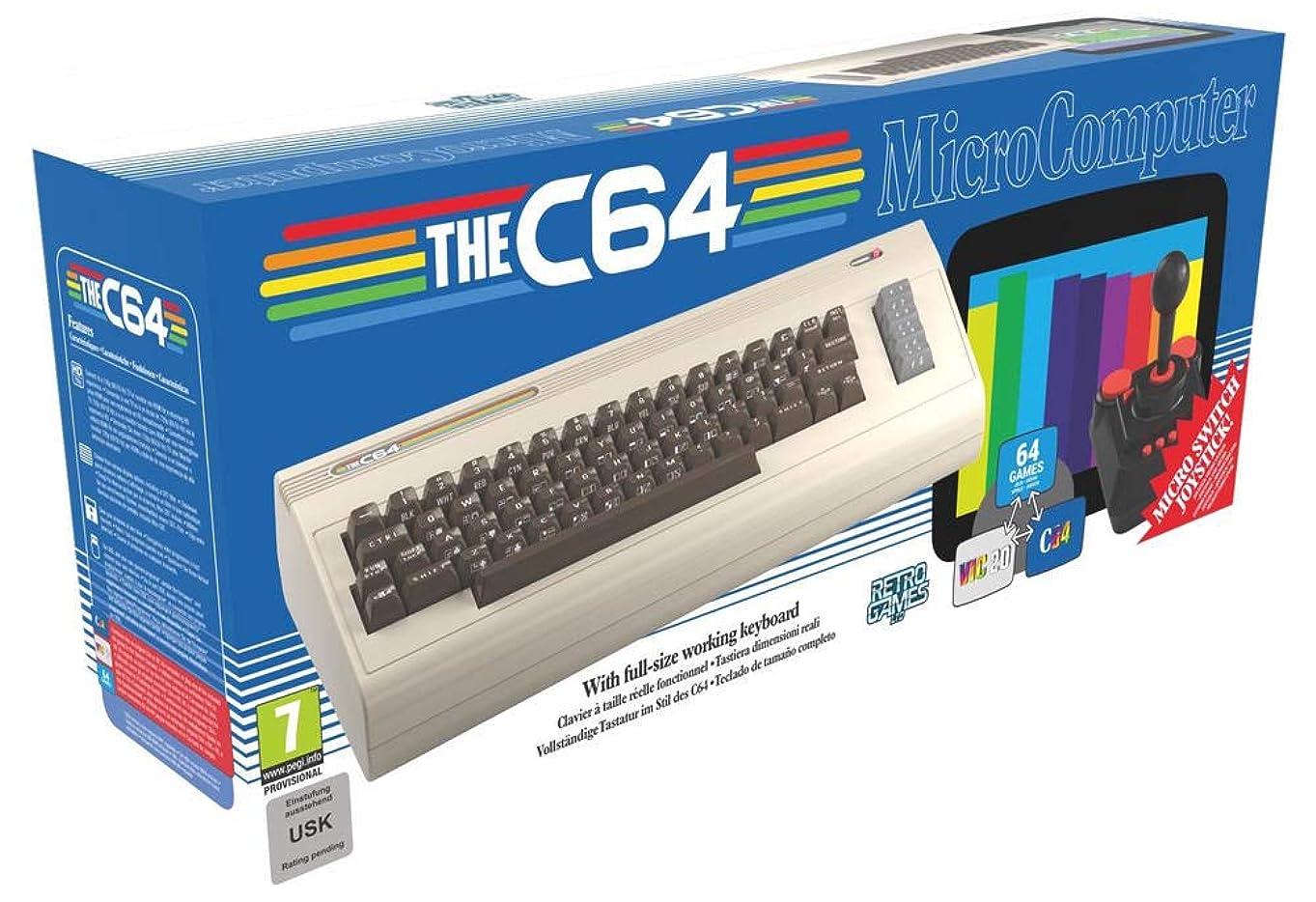 ロマンチックレトルト残酷The C64 Maxi