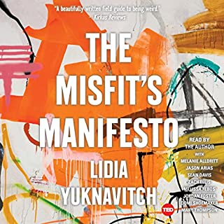The Misfit's Manifesto audiobook cover art