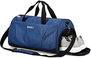 970a8e5d415b Amazon.com  Blues - Gym Bags   Luggage   Travel Gear  Clothing ...