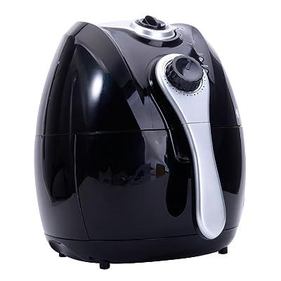 Teekland 1500W Smart Air Fryer with Adjustable ...
