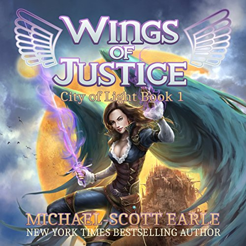 Wings of Justice cover art
