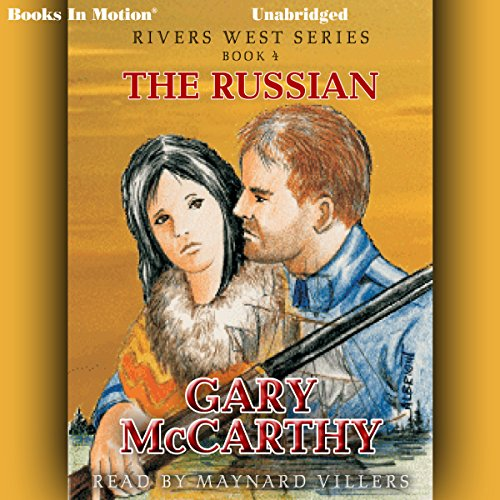 The Russian River audiobook cover art