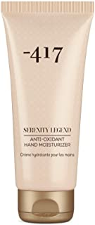 -417 Anti Aging Hand Cream For Dry, Cracked Skin & Working Hands features Essential Vitamins & Oils From The Dead-Sea, With Our Hand Moisturizer (Hand Cream) 3.4 Oz Serenity Legend Collection