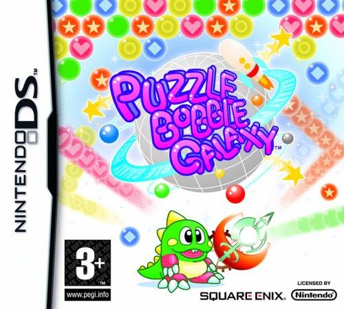 Square Enix Puzzle Bobble Galaxy - Juego (Nintendo DS, Rompecabezas, E (para todos))