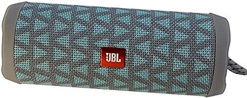 JBL JBLFLIP4TRIOAMDU Flip 4 Waterproof Portable Bluetooth Speaker (Special Edition - Trio)