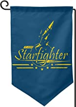 8eds Air Force F-104 Starfighter Garden Flag Banner Decoration Outdoor Double Sided Yard Flag 12.5x18 Inch