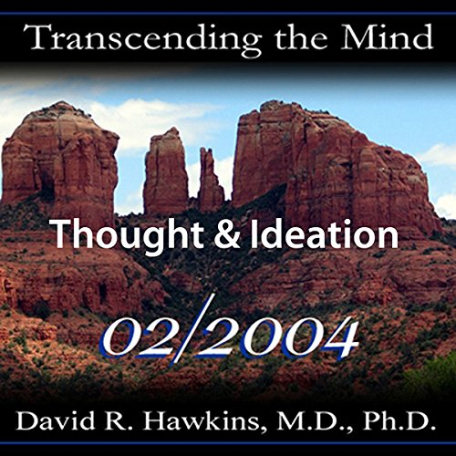 Transcending the Mind Series: Thought & Ideation audiobook cover art