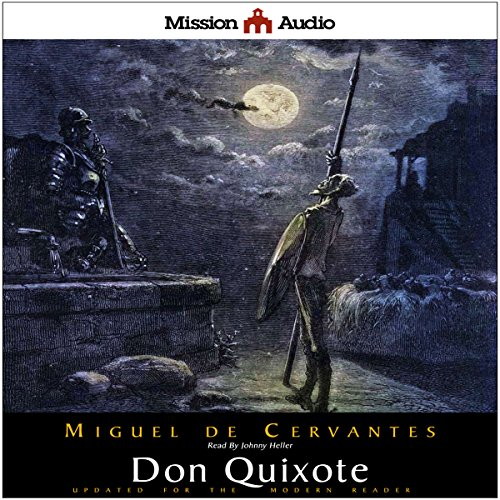 Don Quixote (Adapted for Modern Listeners) Titelbild