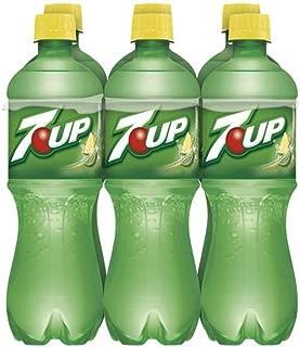 7-Up Soda, 16.9 oz Bottle (Pack of 24)