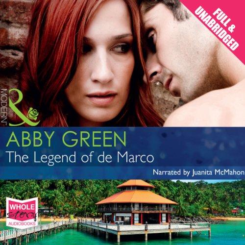 The Legend of De Marco cover art
