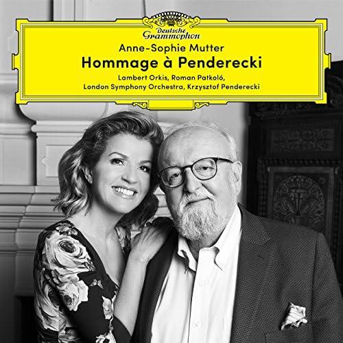 Anne-Sophie Mutter, Roman Patkoló, Lambert Orkis, London Symphony Orchestra & Krzysztof Penderecki