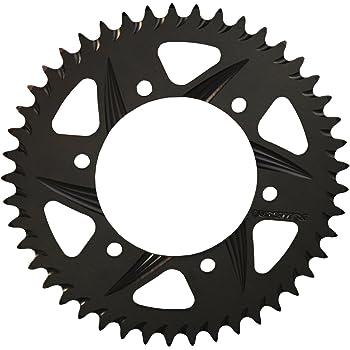 Vortex 435CZK-45 Black 45-Tooth 525-Pitch Rear Sprocket