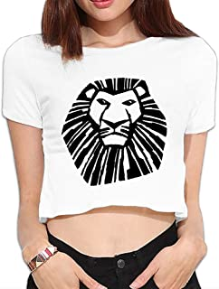 Custom Women Lion King Broadway T-shirt