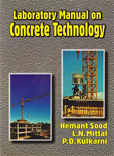 Laboratory Manual on Concrete Technology