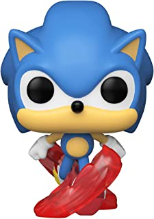 Funko Pop! Games: Sonic 30th Anniversary - Running Sonic The Hedgehog Vinyl Figure