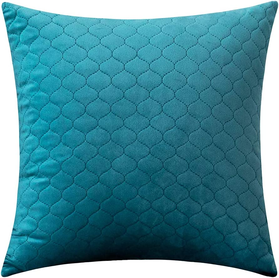 Rythome Decorative Pattern Throw Comfortable Deluxe Special Campaign Pillow Case Quilte