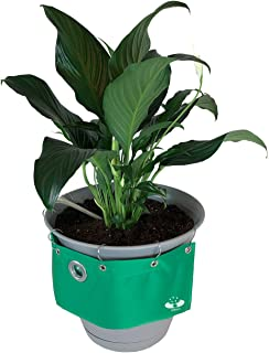UpBloom Self Watering Potted Plant System with Wick for Automatic Continuous Watering of Indoor and Outdoor Plants | Easy ...
